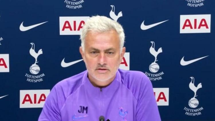 穆帅:球员们展示了很棒的情绪,期望他们别在国家队受伤