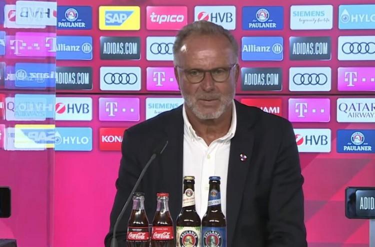 鲁梅尼格:若德甲再次停摆,会有许多球队逐渐恳求破产   