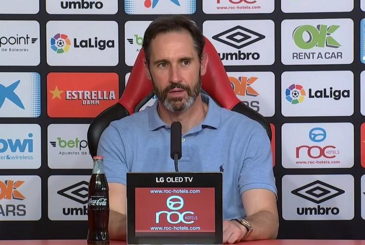 西班牙人主帅:不会点评主裁的判罚,我们需求自我批评