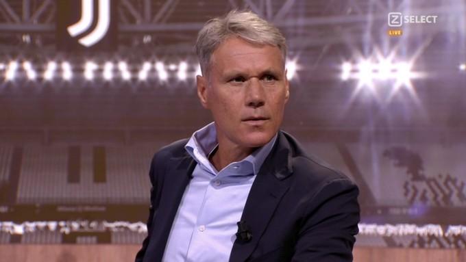 范巴斯滕:范德贝克不应加盟曼联,签约新沙龙应考虑出场机遇