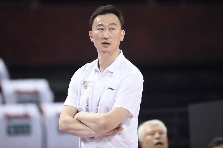 刘维伟:5连胜给球队树立了自信 希望年轻队员骄傲自大