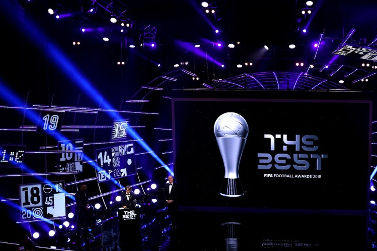 图片报:FIFA承认举行世界足球先生评选,将在10月初颁奖