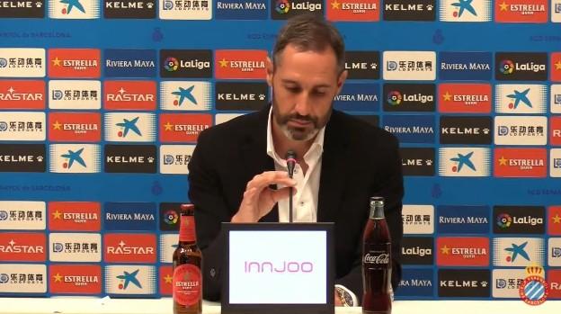 莫雷诺:西班牙人该做的是让球迷感到满足 武磊能进五到六个球 