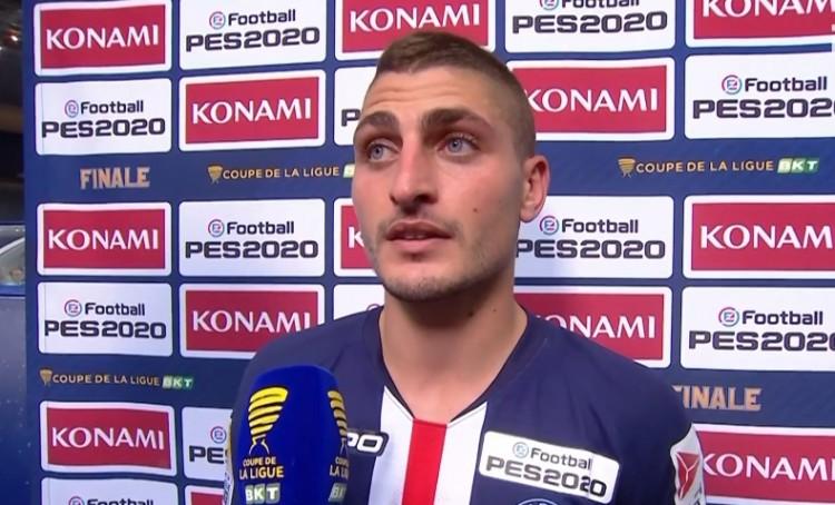 维拉蒂:希望能出战欧冠决赛,这是球员生计最重要的90分钟