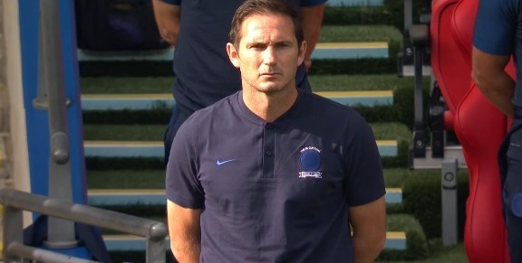 埃辛:兰帕德在蓝军获得成功我不意外 穆帅是我合作过最出色教练