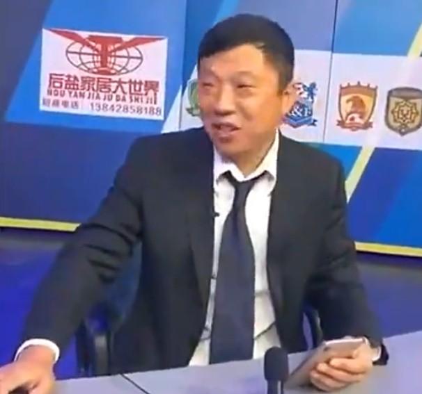 王鹏回想迟尚斌:性格儒雅但打法有攻击性,不是谁带大连都能不败