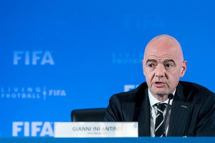 因凡蒂诺:有信心成功举办2022世界杯,由于届时新冠病毒将被击败 