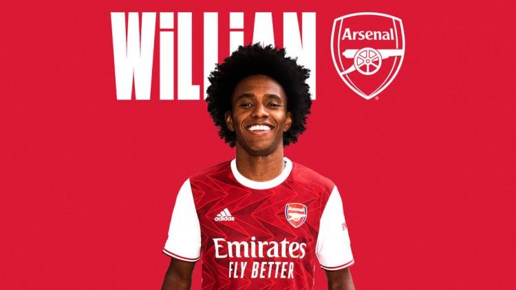 威廉英超250场里程碑!他也是首位出战英超250场的巴西球员