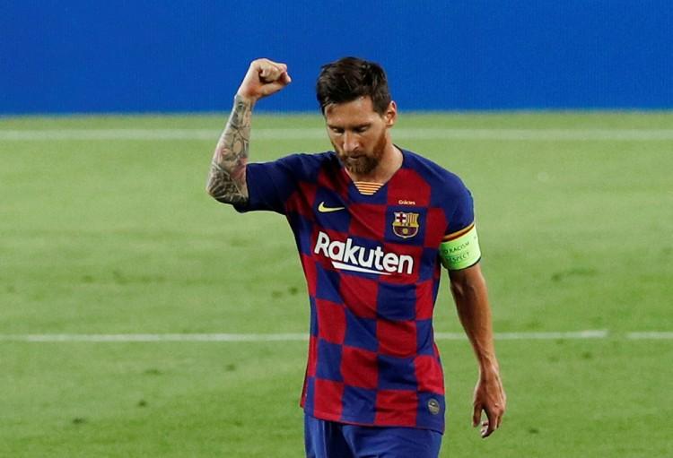 艾马尔:很喜欢看梅西比赛,没人能怀疑他关于