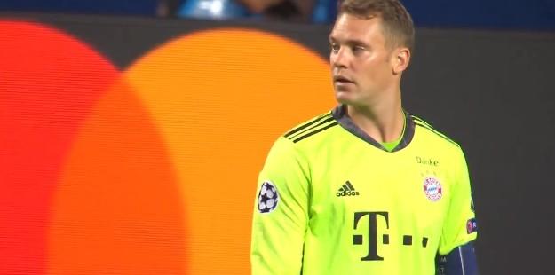诺伊尔:里昂是一支技战术超卓的球队,拜仁全队状况正佳