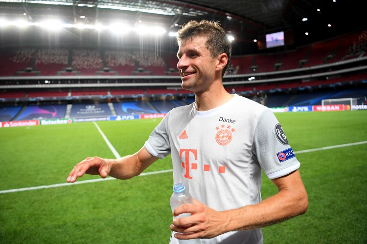 穆勒:上赛季弗里克让拜仁有惊人进步,作为球队一员我天天都高兴