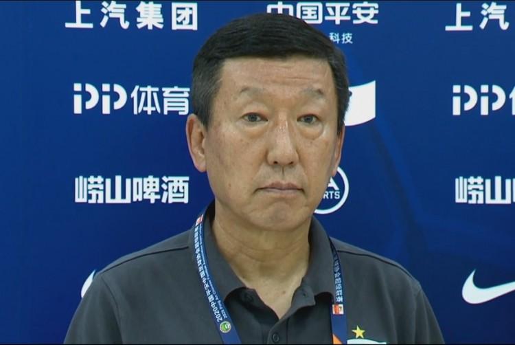 崔康熙:儒尼奥尔个人能力十分强 会采纳轮换保证打好每场比赛   