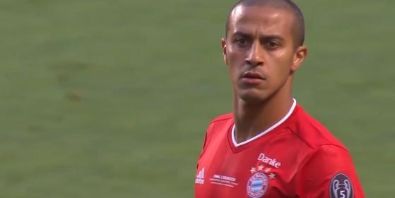 英超卫冕冠军利物浦已经与拜仁慕尼黑就蒂亚戈的转会达成共同