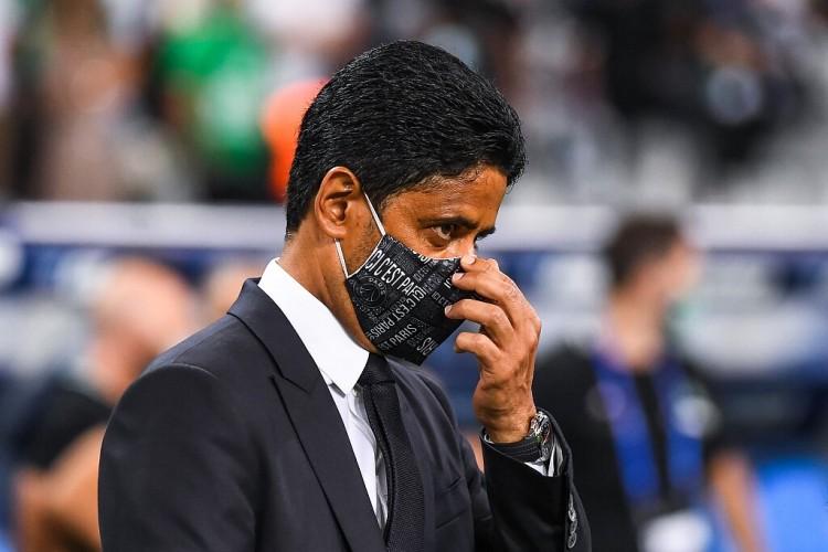 天空:PSG主席纳赛尔在电视转播权贿赂案中被断定无罪