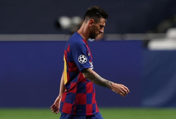 卫报:曼城以为有机会签下梅西,瓜迪奥拉巴望与他再度协作