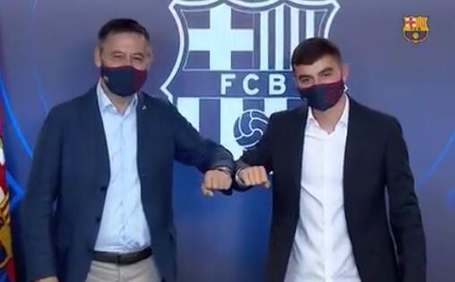巴萨未奉告佩德里新赛季是否会留队,拜仁想签下或租借他