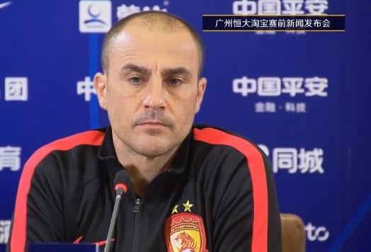 卡纳瓦罗:对第二阶段比赛已做好预备 和陈戌源主席的交流很成功