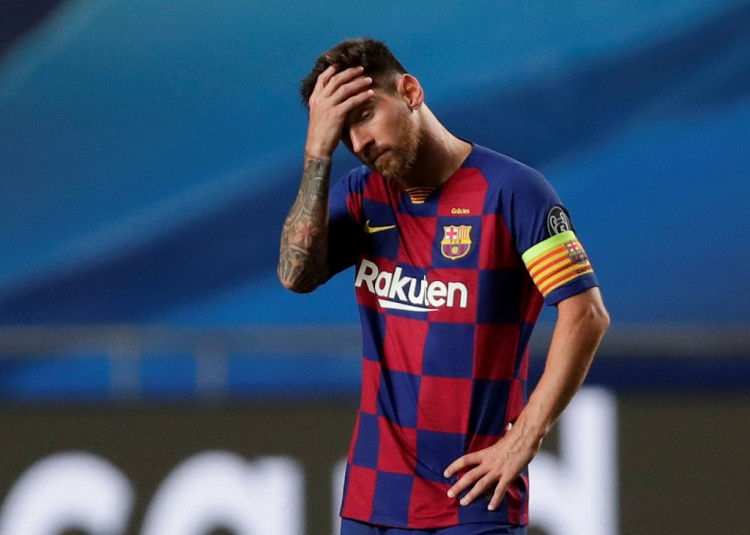 RAC:虽然巴托梅乌现已辞去职务,但梅西仍不太