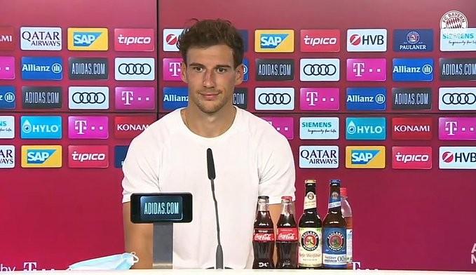 格雷茨卡:球队或许有些放松了,国际比赛日后会以新情绪回归