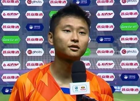 陈科睿:年青球员在场上没压力 自己体能情况还不太好