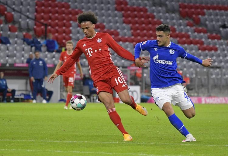 踢球者:萨内和夸西康复跑步操练 德国杯5名球员或迎来拜仁首秀