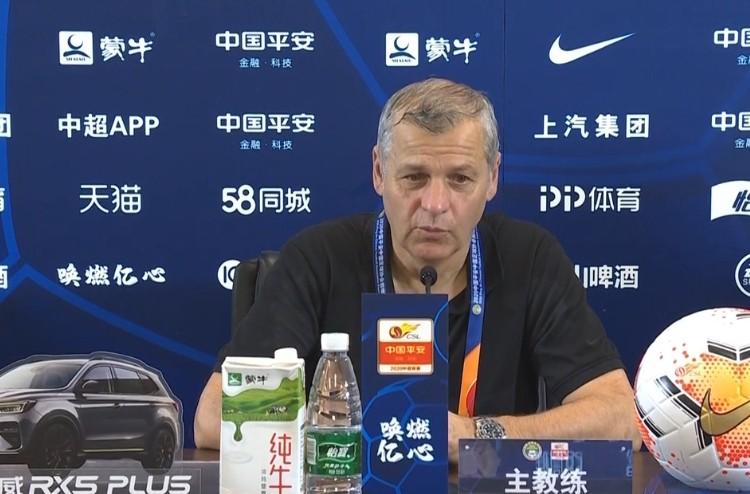热内西奥:奥古斯托在球队困难时站出来 零封对手让球队收成决心