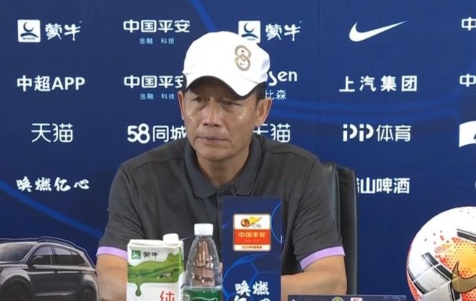 王宝山:国安赢球是合理结果 泰达的体现已比之前好转
