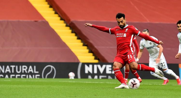 萨拉赫当选利物浦1月最佳球员,连续第二个月取得该奖