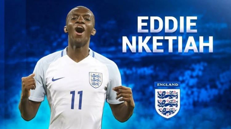 逾越希勒!恩凯蒂亚成为英格兰U21国家队前史最佳射手