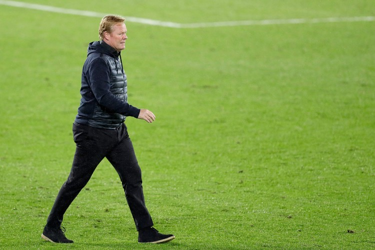 科曼及其教练组同意降薪,荷兰人将于今天奉