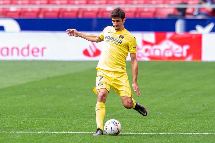 阿斯:杰拉德-莫雷诺将伤缺2-3周,会缺阵黄潜多场重要比赛