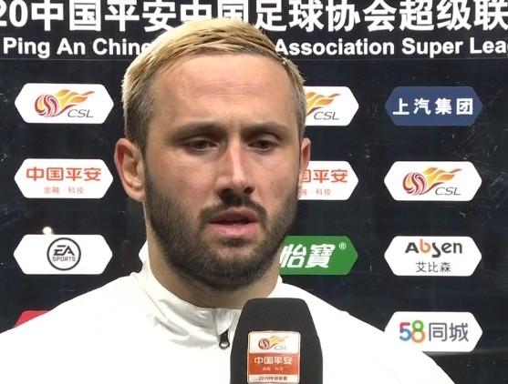 武科维奇:遗憾没能把握更多进球机会 下轮若仍然这种状态会很难