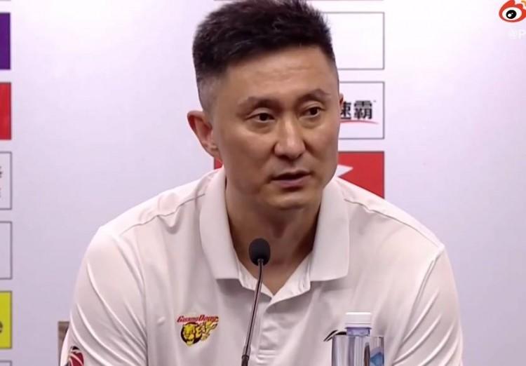 杜锋谈四川队:他们本年表现非常棒 有许多年轻球员出现出来 