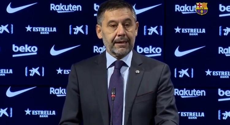 巴托梅乌:巴萨现已批准了参加欧洲超级联赛的请求   
