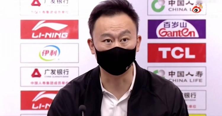 浙江开季五连胜创队史纪录 主帅:能收成决心 但仍是要骄傲自大   