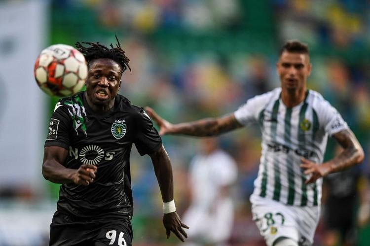 乔尔森-费尔南德斯现已当选了葡萄牙U21国家队