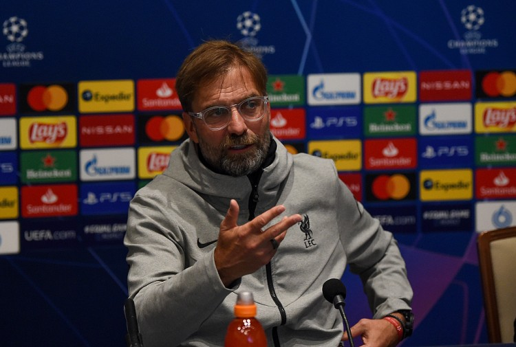 克洛普:如今是最困难的赛季,足球就是在暴风雨的夜晚里战争