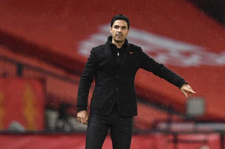 阿尔特塔:留给我们犯错的空间已很小,曼城目前是欧洲最好的球队