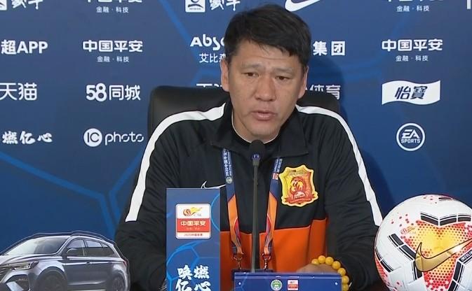 庞利:两队各打半场好球 淘汰赛的赛制给球员造成很大压力