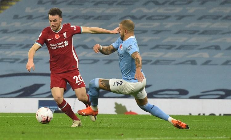 若塔并不计划长期留在利物浦,他有着更高的目标  