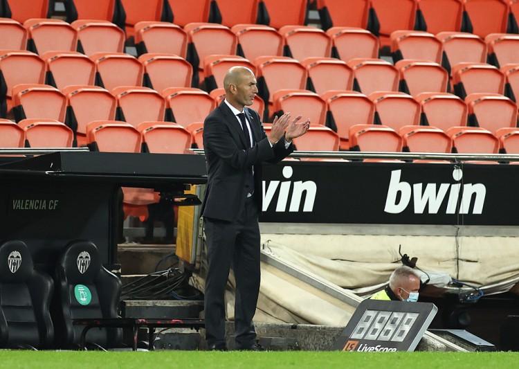皇马本赛季联赛输球场次达到3场,已追平上个赛季输球场次