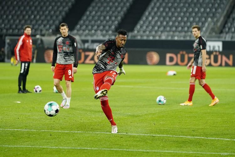 萨利:会在适合的时分和博阿滕谈续约 不忧虑德国队的前景