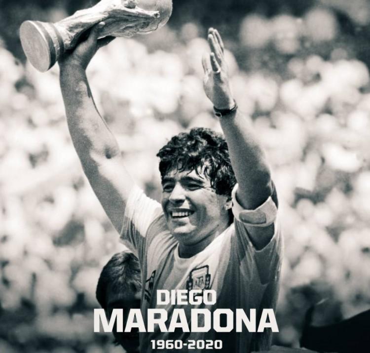 马拉多纳的世界杯故事是足球世界里永远不会忘却的回忆。