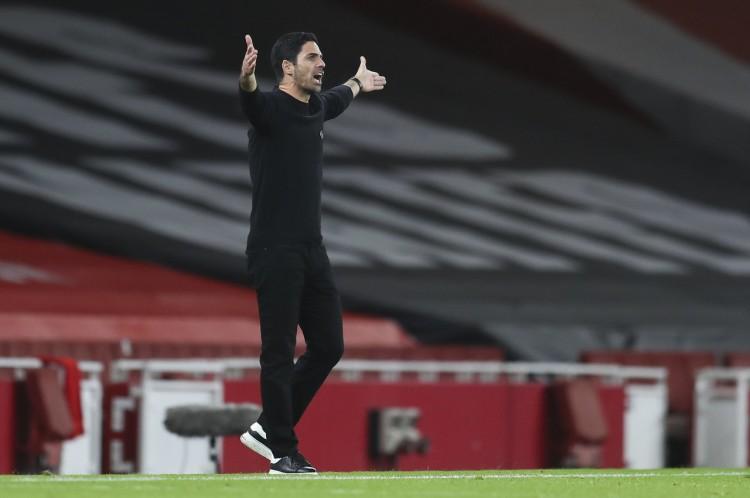 阿森纳主场对阵伯恩利的比赛正在进行中,现在两边比分仍然是0-0