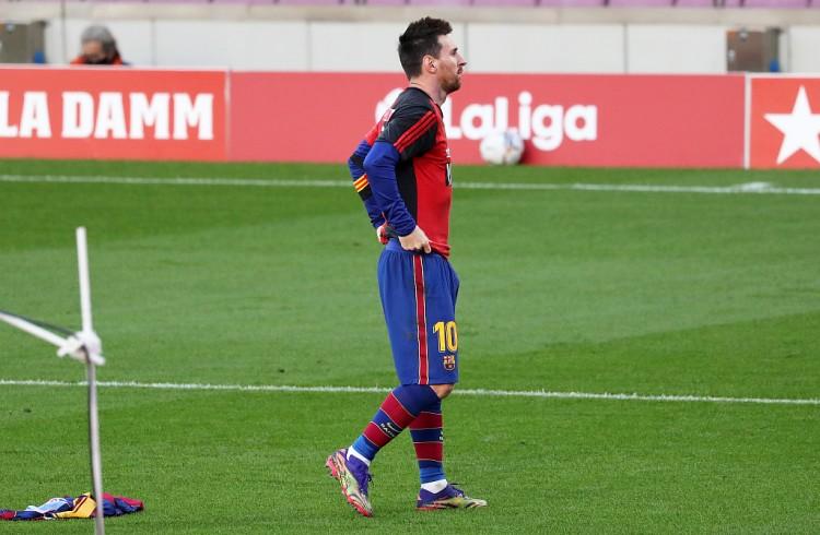 科曼:梅西能否参与超级杯决赛未肯定,需等过几天评价