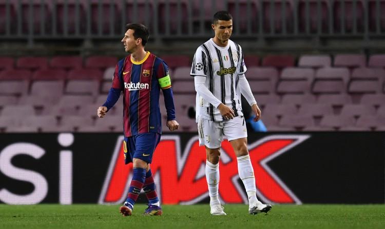 普拉蒂尼:C罗是当世榜首,他和梅西是两个风格彻底不同球员