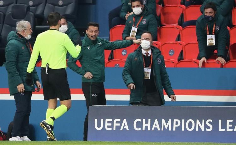 欧足联调查报告显现,巴黎与伊斯坦布尔欧冠竞赛中不存在种族歧视   
