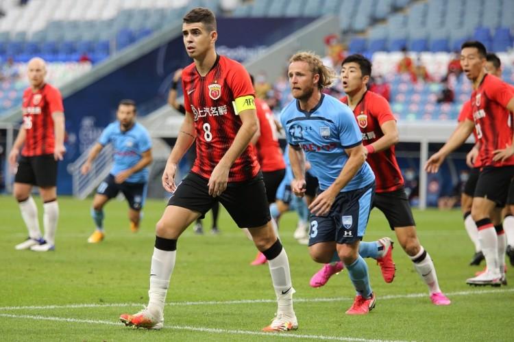 奥斯卡:我特别喜爱在上海日子 期望有天能重返巴西国家队   