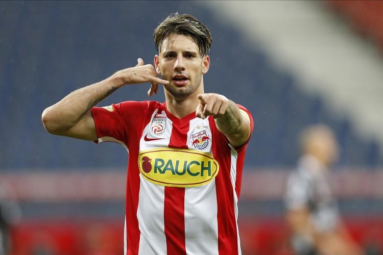 莱比锡行将签下萨尔茨堡红牛中场索博斯洛伊,转会费2000万欧