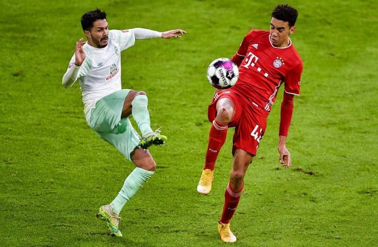德媒:拜仁将与穆西亚拉签职业合同,并为他提升薪酬